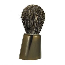 Beard Kit with Brush and Brush Holder in Ox Horn Made in Italy - Diplo